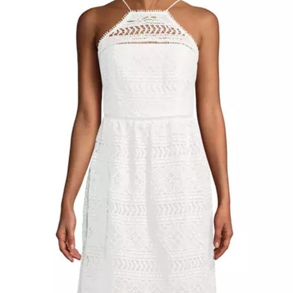 8ef8c5907e4 Trina Turk White Lace dress